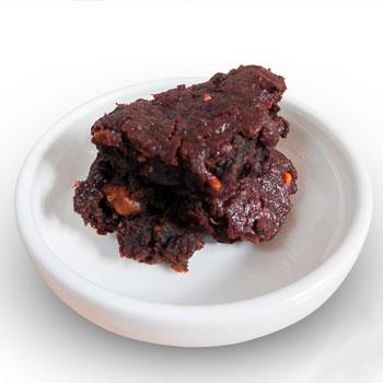 Brownies de camote rinde para 4 porciones