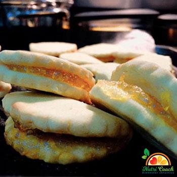 Empanadas de piña y chiverre