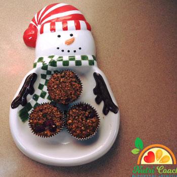 Muffins de mora rinde para 12 porciones