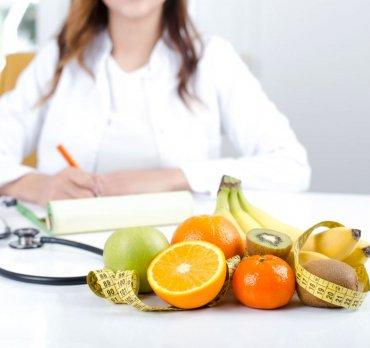 ¿Miedo a asistir a un nutricionista?