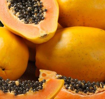 Papaya: la estrella de las frutas