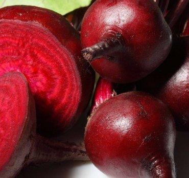 5 beneficios del consumo de la remolacha