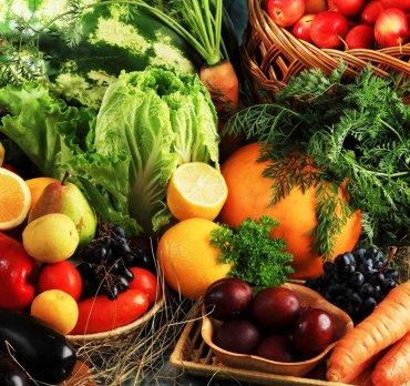 El top 10 de alimentos más vitamínicos